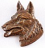 BP50 wood pulp German sheperd pin