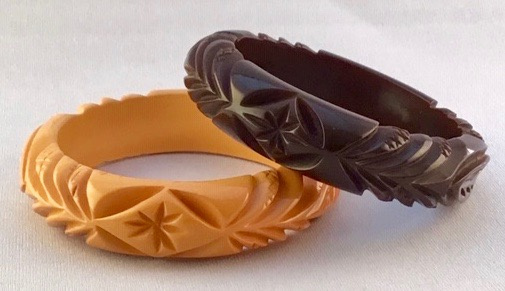 BB99 maize and brown bangles