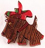 BP21 wood scottie pin